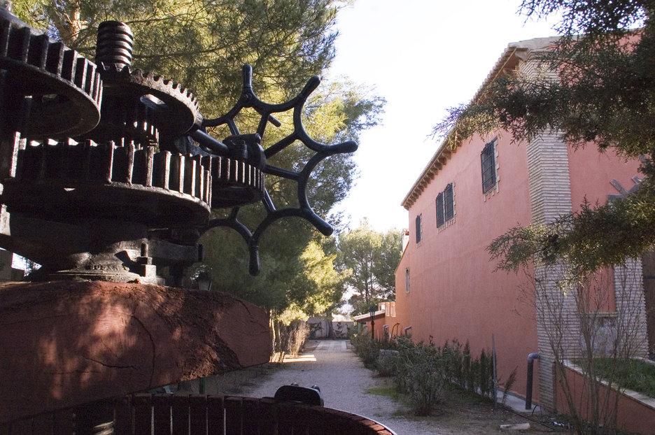 bodegas finca ardal - ruta del vino utiel
